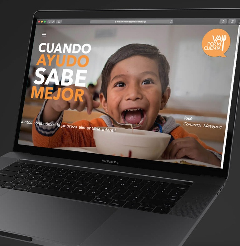 Web Site Corporativo -  Alsea