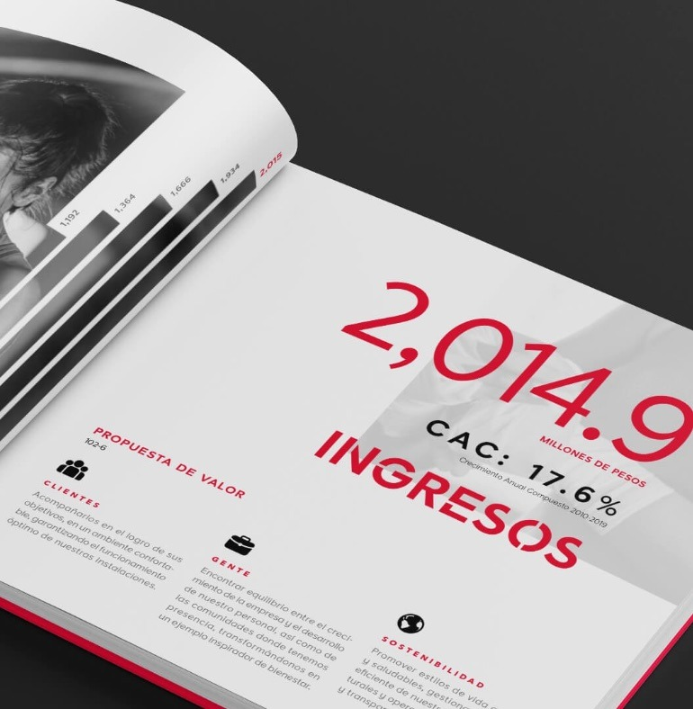 Informe Anual 2019 -  Sports World